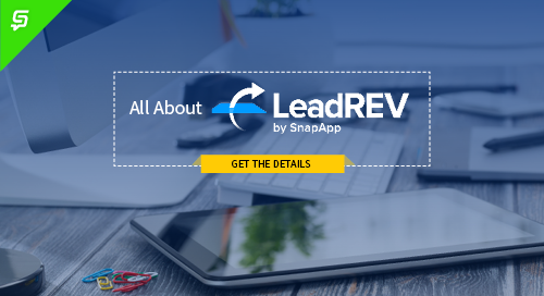About LeadREV by SnapApp